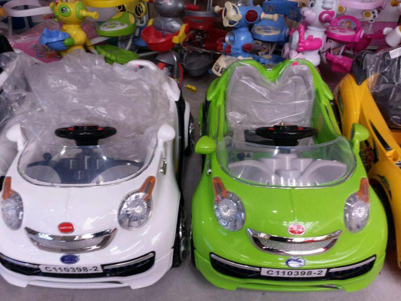 اتومبیل شارژی کنترلی کودک