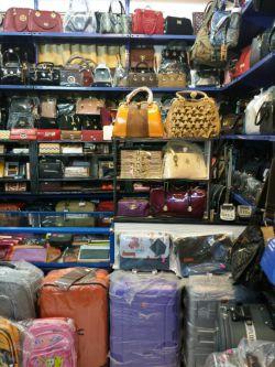 انواع کیف وچمدان