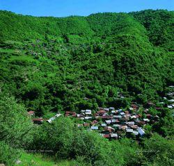 روستای چلی واقع در علی آباد استان گلستان