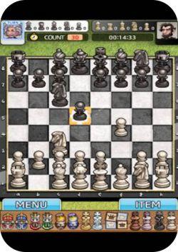 بازی معروف شطرنج که یکی از قدیمی ترین بازی ها و سرگرمی ها در جهان است . این بازی دارای موتور قدرتمند شطرنج است که میتواند به صورت خودکار درجه سختی بازی را کاهش دهد. در این بازی درجه های مختلف برای سختی تعریف شده است تا همه ی افراد بتوانند از آن استفاده کنند. دانلود از نارکت: http://market.anarestan.com/push/GAME/920425129