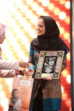گزارش تصویری 6 جشنواره مجریان و هنرمندان صحنه ایران [باشگاه مجریان و هنرمندان]