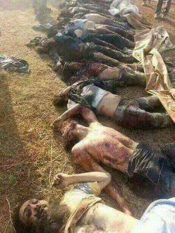 هلاکت اعضاء گروه تکفیری تروریستی داعش