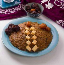 یخمه ترش-غذاهای مخصوص اصفهان