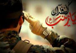 شهادتان مبارک مدافعان حرم