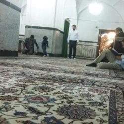 اولین باری که اومدم مشهد، یه شب تا صبح تو مسجد گوهر شاد موندم، الان بعد از دو سال از کل حرم، با مسجد گوهر شاد شادترم، هر وقت برم، بیشتر اونجام