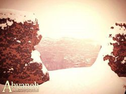 زمستان ابیانه _ دی ماه 1392