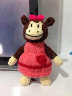 میمون.قیمت 20000 تومان.هزینه پست با مشتری
