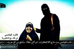 خانم هاشمی.یه سری هم به داعش بزن.هه