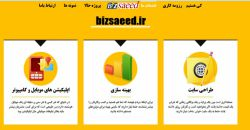 http://bizsaeed.ir/