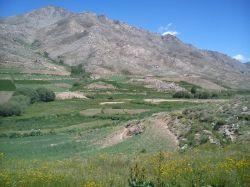 منطقه زیبای سیرو ارزگان خاص افغانستان