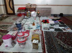 به برکت اعیاد شعبانیه و به همت بنیاد خیریه یاران مهر اوجان ، به 12 نوعروس شهرستان بستان آباد جهیزیه اهدا شد