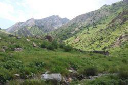 بعد از گذر از سنگهای و صخره های خشن (طبیعت وحشی) میرسی به این طبیعت زیبا که انتها نداره...
