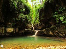 آبشار سفیدآب نشتارود/تنکابن/ مازندران