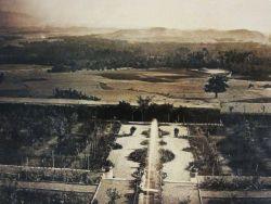 دورنمای شمیرانات از بالای قصر ملک التجار - عکاس  عبدالله قاجار