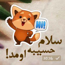 سلاااام عزیزااااااان.دلم برااتون تنگ شده بود.ببخشید من خیلی بی معرفتم و نمیام احوالی بگیرم.مرسی از شما که خواهر بی معرفتتون رو فراموش نکردین.خیلی از دوستان پیج اینستامو دنبال میکنن.خوشحال میشم اینستا هم ببینمتون. آی دیم به همین اسمه @ha30be :)))))))))))))