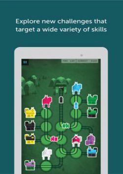 یک برنامه آموزشی روزانه با بیش از 25 بازی ترکیبی برای شماست که با به کار گیری تمرینات جذاب مغز شما را به چالش کشیده و شما را وادار به پاسخ دادن با اجرای منحصر به فرد خود میکند. دانلود از نارکت:  http://market.anarestan.com/push/APP/920512471