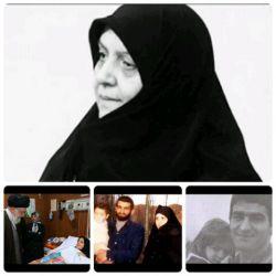 یک زن می تواند یک مرد را تا کجا برساند؟! تا موفقیت؟ تا انسانیت؟ تا عشق؟ تا شهادت...؟  صدیقه حکمت یکی از بزرگ زنان اسلام و ایران بود...روحش شاد  @hasht_mag