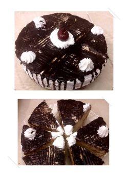کیک خودم پز (* ^ _ ^ *)  #آشپزی #کیک