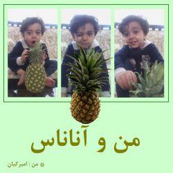 من و آناناس !....