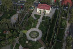نمای زیبا از کاخ موزه گرگان
