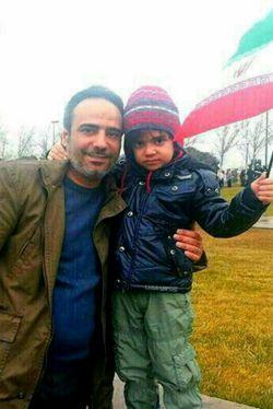 پیکر پاک شهید شیردل بعد از یکسال به کشور بازگشت...زیارت شهید امروز ساعت 18 معراج شهدای تهران ..#شهید علی اصغر شیردل#جاوید الاثر