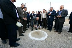 بهره برداری از واحد اسید سولفوریک پتروشیمی ارومیه از سوی رییس جمهوری