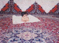 من در کودکی