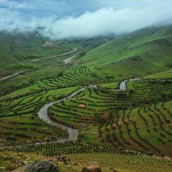 ارتفاعات گاوازنگ زنجان