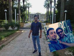 یه زره خوشی قبل از امتحانات با دوستم