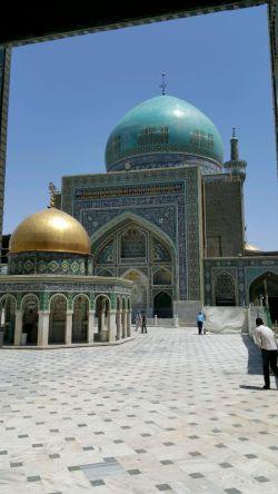 @saeid.k  مشهد صحن قدس