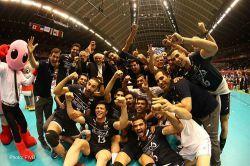 تیم ملی والیبال ایران پس از 52 سال برای اولین بار به المپیک رفت