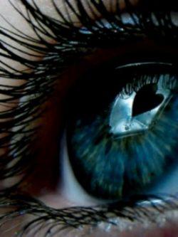چشم چشم یه دریا... دوتا چشم زیبا... یعنی چی میشه نمیدونم خدایا