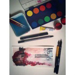 مجموعهـ تصویر سازی های آلبومـ پریشان .... منـ ڪمی هنرمند.... روزای خوب
