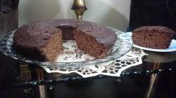 کیک خیس واسه افطار