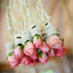 دوست خوبم  به زیبایی گل شکی نیست اما زیباتر از گل تو هستی     هرکجا هستی باش آسمانت آبی و دلت از غصه ی دنیا خالی