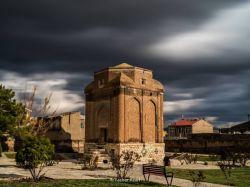 گنبد سرخ مراغه عکس از : یاشار آذری