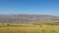طبیعت کشتزارهای زیبای خراسان شمالی