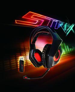هدست بیسیم مخصوص بازی ROG Strix Wireless... شاهکاری از ایسوس برای گیمرها!!! با ما همراه باشید: http://www.aparat.com/asus