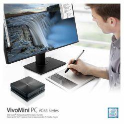 VivoMini PC VC65 Series بالاترین میزان کارایی به همراه ذخیره ساز SSD بهترین انتخاب برای کاربران دیجیتال