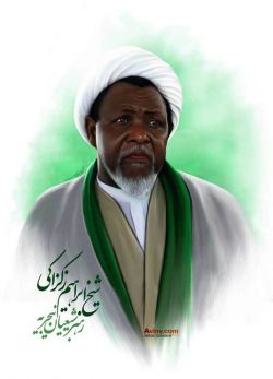 آیت الله شیخ ابراهیم یعقوب زکزاکی رهبر شیعیان نیجریه