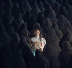 """بیایید امشب الهی العفو نگوییم،الهی القول بگوییم.با خدا عهد ببندیم  که کمی،فقط کمی """"انسان """"باشیم."""