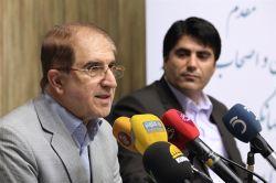 نشست خبری مدیر عامل کانون جهانگردی و اتومبیلرانی - 17 خرداد 1395