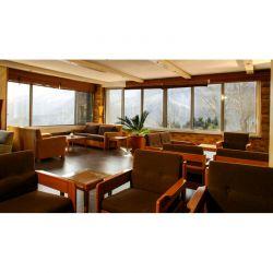 هتل جهانگردی میگون، واقع در منطقه شمیرانات و فشم تهران، یکی از مجموعه های برتر اقامتی گروه هتل های ایرانگردی و جهانگردی است که با 3 ستاره کیفیت و امکانات مناسب، تبدیل به یکی از بهترین مقاصد سفرهای کوتاه مدت ساکنین کلان شهر تهران شده است.