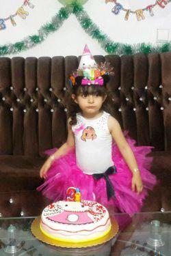 جشن تولد 3 سالگی