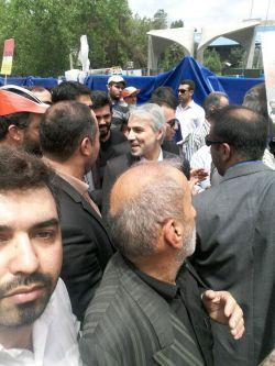 #راهپیمایی روز قدس #سخنگوی دولت