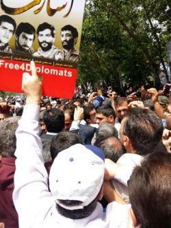 #راهپیمایی روز قدس #مردم بصیر همیشه در صحنه