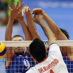 اولین شکست صربستان توسط ایییییران تبریک به همگی
