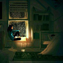 شب و سکوتش و صدای جیرجیرک ها و خیال های خوب....