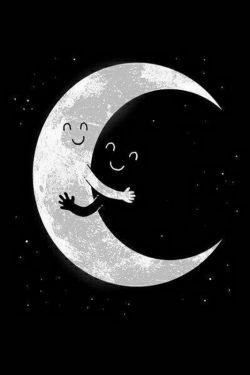 """شق ّالقمری! معجزه ای! تکّه ی ماه! """" لا حَوْلَ وَلا قُوَّةَ اِلّا بِاللہ """"  خندیدی و بر گونه ی تو چال افتاد از چاله در آمد دلم افتاده به چاه"""