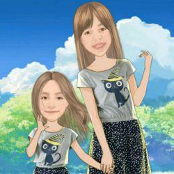 من و خواهرم بهویی